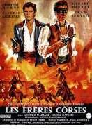 Affiche du film Les Freres Corses