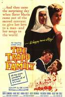 Affiche du film La Famille Trapp