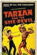 Affiche du film Tarzan et la Diablesse