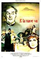 Affiche du film Et vogue le navire