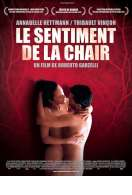 Affiche du film Le Sentiment de la chair