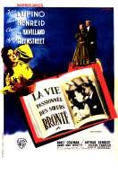Affiche du film La Vie Passionnee des Soeurs Bronte