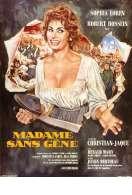 Affiche du film Madame Sans Gene