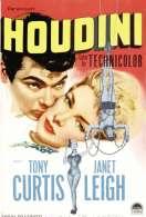 Affiche du film Houdini, le Grand Magicien