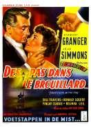 Affiche du film Des Pas dans le Brouillard