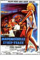Mademoiselle Strip Tease, le film