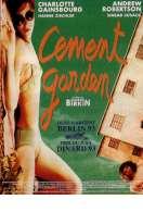 Cement garden, le film
