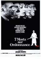Sept morts sur ordonnance, le film