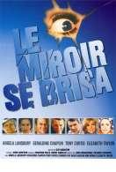 Affiche du film Le Miroir se Brisa