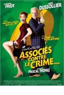 Affiche du film Associ�s contre le crime...