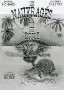 Affiche du film les naufrages de l'ile de la tortue
