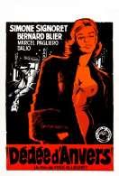 Affiche du film D�d�e d'Anvers