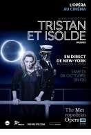Affiche du film Tristan et Isolde (Met-Path� Live)