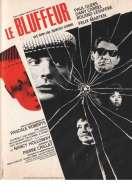 Affiche du film Le Bluffeur