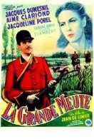 Affiche du film La Grande Meute