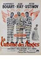 Affiche du film La cuisine des anges