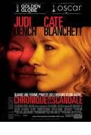 Affiche du film Chronique d'un scandale