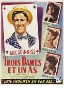 Affiche du film Trois Dames et Un As