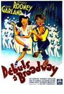 Affiche du film Debuts a Broadway