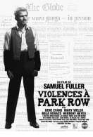 Violences à Park Row, le film
