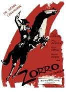 Affiche du film Zorro le Vengeur