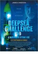 Affiche du film Deepsea Challenge 3D, l'aventure d'une vie