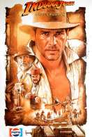 Affiche du film Indiana Jones et la derni�re croisade