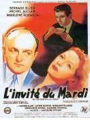 Affiche du film L'invite du Mardi