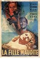 Affiche du film La Fille Maudite