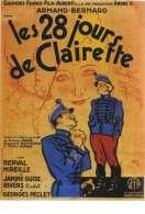 Les vingt-huit jours de Clairette