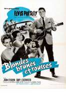 Affiche du film Blondes Brunes et Rousses