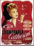 L'honorable Catherine, le film