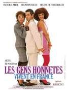 Affiche du film Les gens honn�tes vivent en France