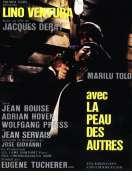 Affiche du film Avec la Peau des Autres