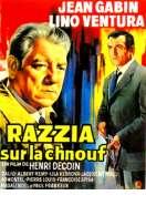 Affiche du film Razzia sur la chnouf