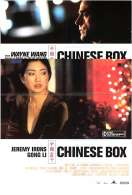 Affiche du film Chinese box