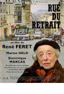 Affiche du film Rue du Retrait
