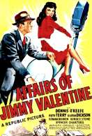 The affairs of Jimmy Valentine, le film