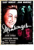 Affiche du film Mensonges