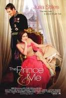 Affiche du film Le Prince et Moi