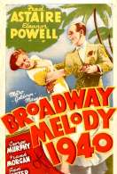 Affiche du film Broadway Qui Danse