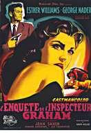 Affiche du film L'enquete de l'inspecteur Graham