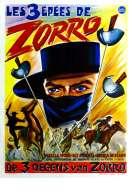 Les trois épées de Zorro, le film