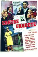 Affiche du film Contre Enquete