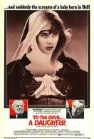 Affiche du film Une Fille Pour le Diable