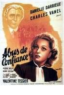 Affiche du film Abus de Confiance