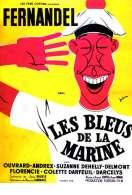 Affiche du film Les bleus de la marine