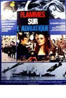 Affiche du film Flammes Sur l'adriatique