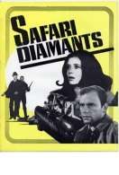 Affiche du film Safari Diamants