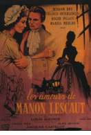 Affiche du film Les Amours de Manon Lescaut